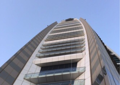 Facade Inspection and Repair Work – Bahrain World Trade Center