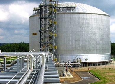 Ammonia Tank Decommissioning – Deepak Fertilizers