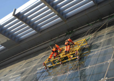 Facade Inspection and Repair Work – City Center Bahrain