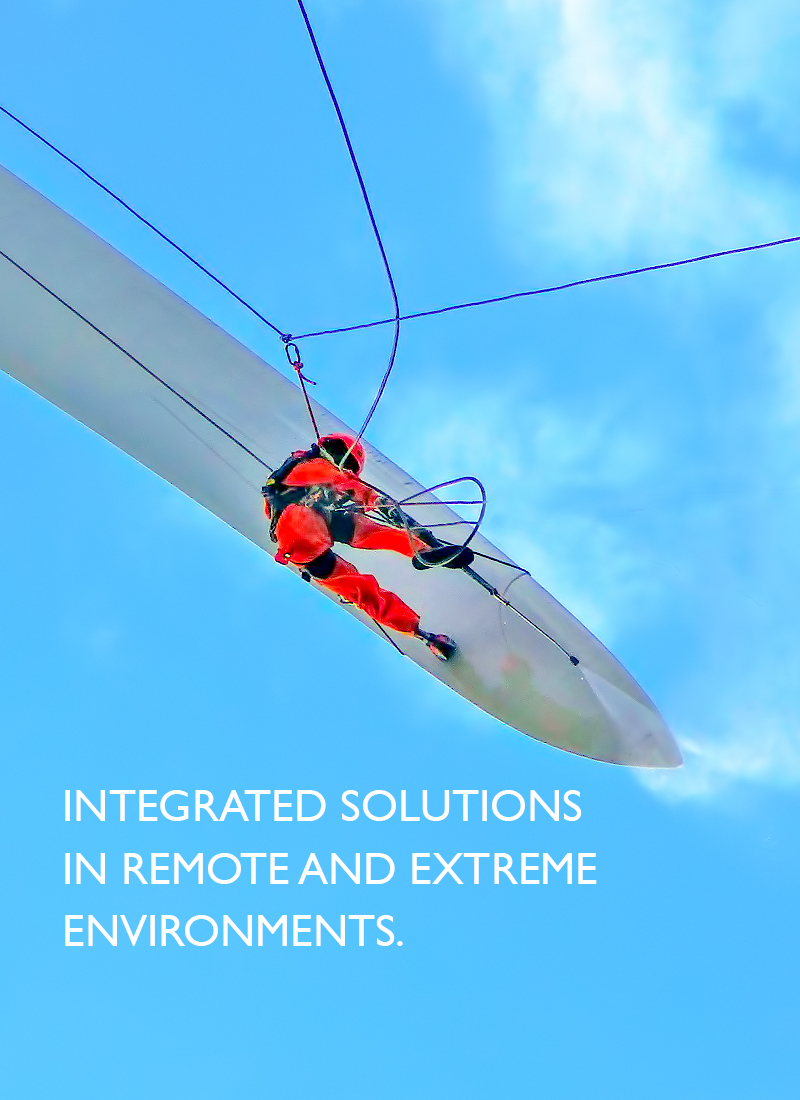 Global Remote - IRATA Certified Rope Access Company
